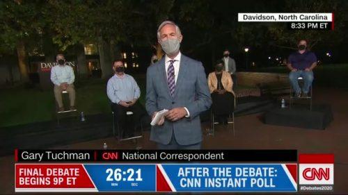 CNN Presidential Debate - US 2020 (52)