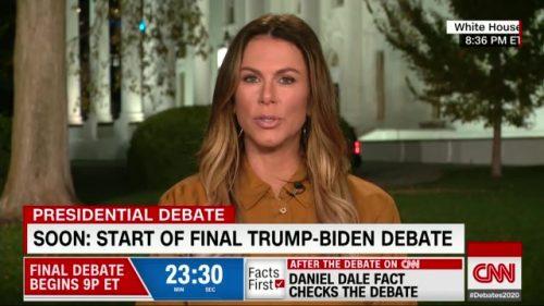 CNN Presidential Debate - US 2020 (53)