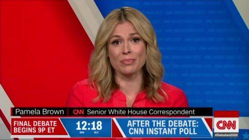 CNN Presidential Debate - US 2020 (54)