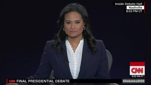 CNN Presidential Debate - US 2020 (55)