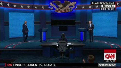 CNN Presidential Debate - US 2020 (57)