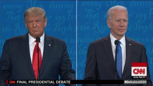 CNN Presidential Debate - US 2020 (58)
