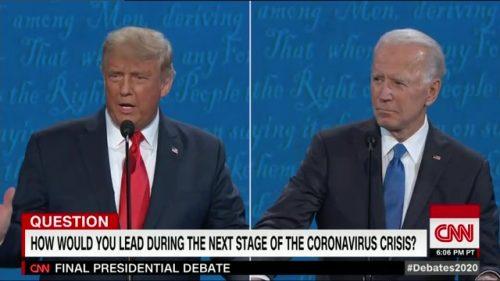 CNN Presidential Debate - US 2020 (59)