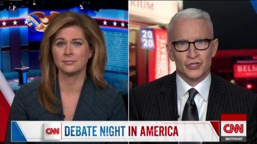 CNN Presidential Debate - US 2020 (6)