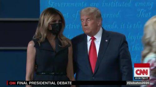 CNN Presidential Debate - US 2020 (61)