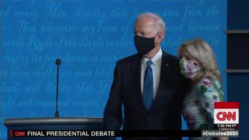 CNN Presidential Debate - US 2020 (62)