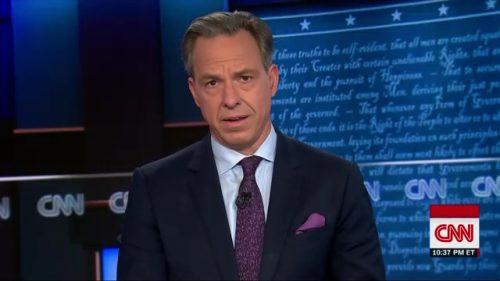 CNN Presidential Debate - US 2020 (64)