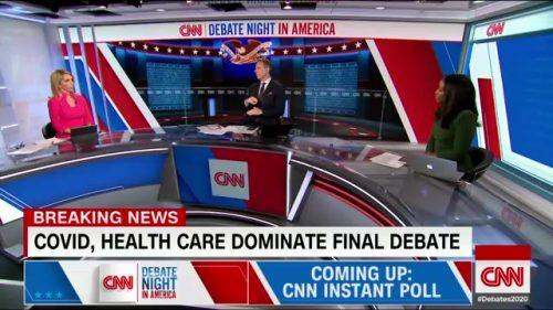 CNN Presidential Debate - US 2020 (66)