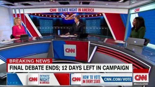 CNN Presidential Debate - US 2020 (67)