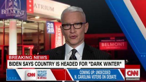 CNN Presidential Debate - US 2020 (68)
