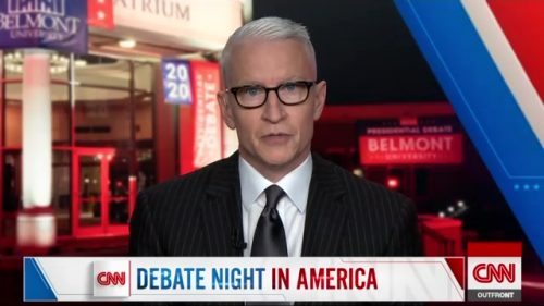 CNN Presidential Debate - US 2020 (7)