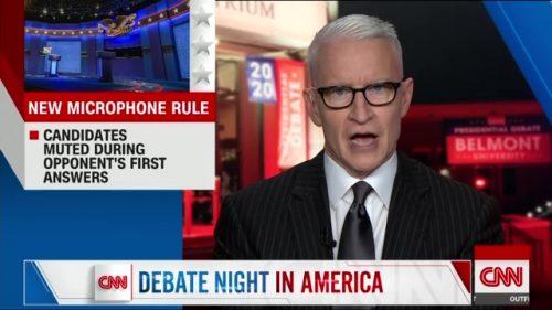 CNN Presidential Debate - US 2020 (8)