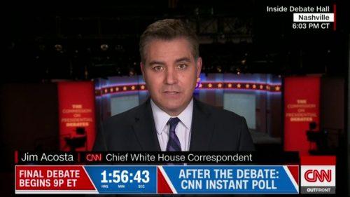 CNN Presidential Debate - US 2020 (9)