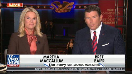 Fox News Presidential Debate 2020 (4)