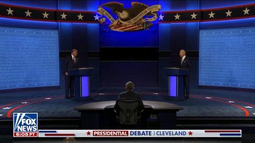 Fox News Presidential Debate 2020 (5)