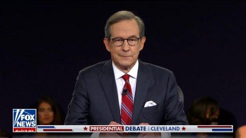 Fox News Presidential Debate 2020 (6)