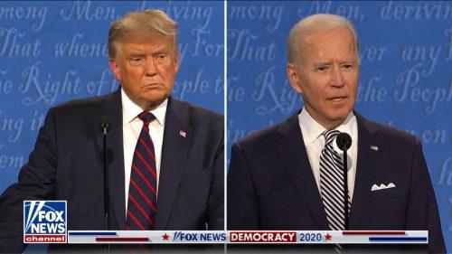 Fox News Presidential Debate 2020 (7)