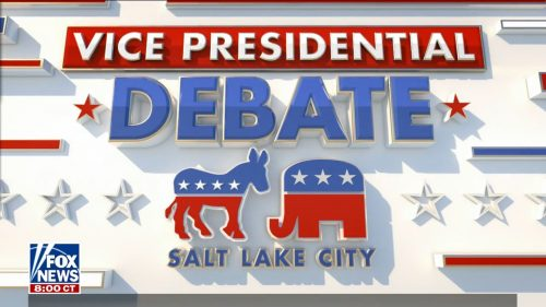Fox News - Vice Presidential Debate 2020 (14)