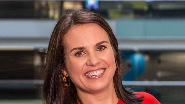 Nina Warhurst - BBC Breakfast Presenter