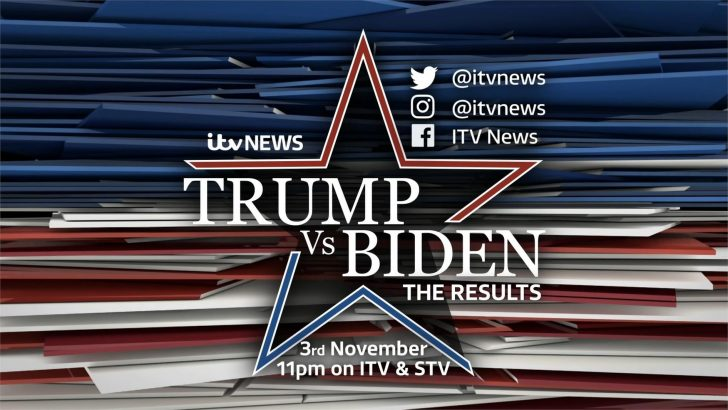 Trump vs Biden The Results - ITV News