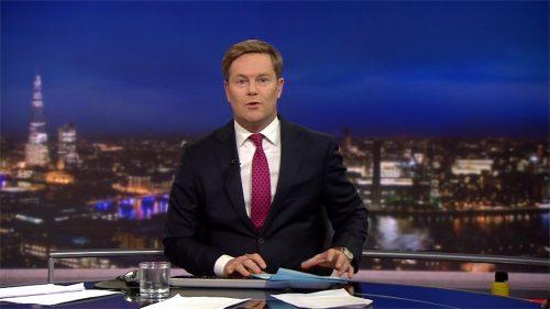 US Election 2020 - BBC News - Final Debate (4)