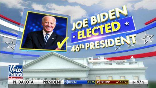 Biden Wins - Fox News (2)