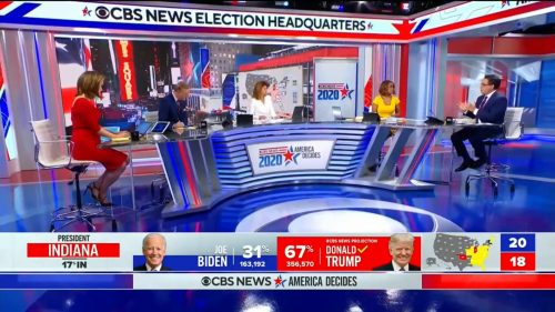 CBS News - US Election 2020 Coverage (1)