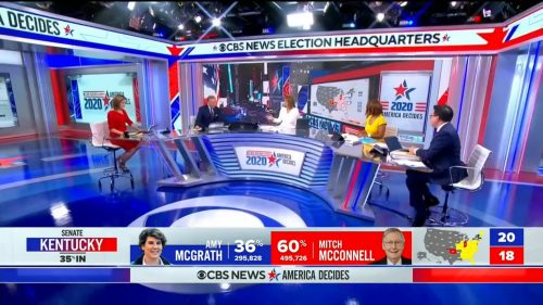 CBS News - US Election 2020 Coverage (4)