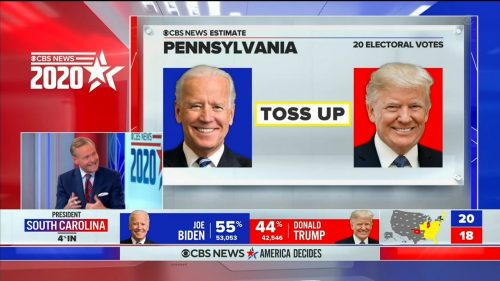 CBS News - US Election 2020 Coverage (6)