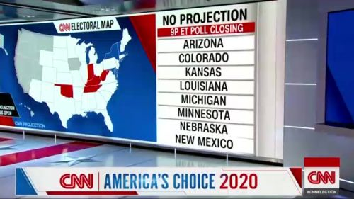 CNN - US Election 2020 Coverage (19)