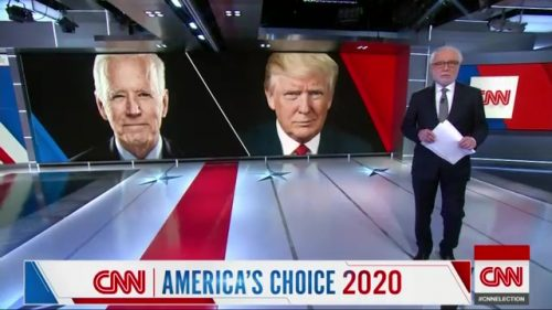 CNN - US Election 2020 Coverage (2)