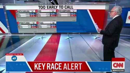 CNN - US Election 2020 Coverage (20)