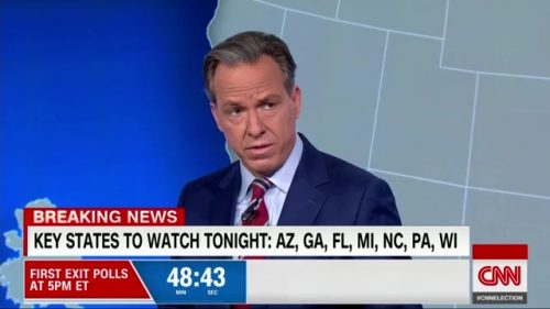 CNN - US Election 2020 Coverage (21)