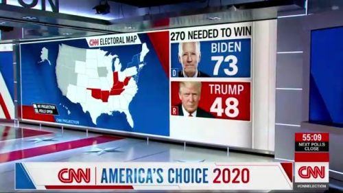 CNN - US Election 2020 Coverage (22)