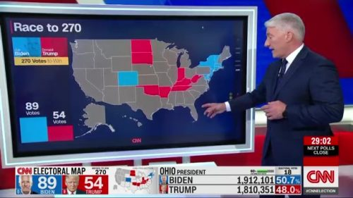 CNN - US Election 2020 Coverage (29)