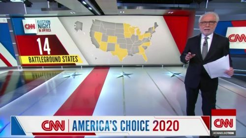 CNN - US Election 2020 Coverage (4)