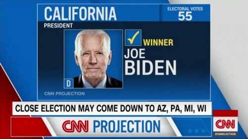CNN - US Election 2020 Coverage (40)