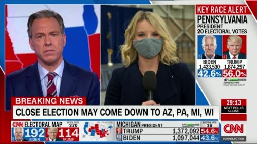 CNN - US Election 2020 Coverage (45)