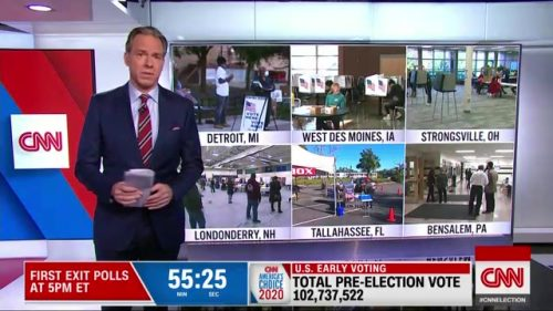 CNN - US Election 2020 Coverage (7)