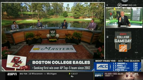 ESPN GameDay at The Masters 2020 (10)