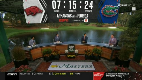 ESPN GameDay at The Masters 2020 (11)