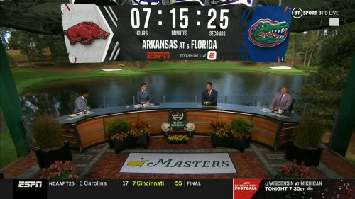 ESPN GameDay at The Masters 2020 (12)