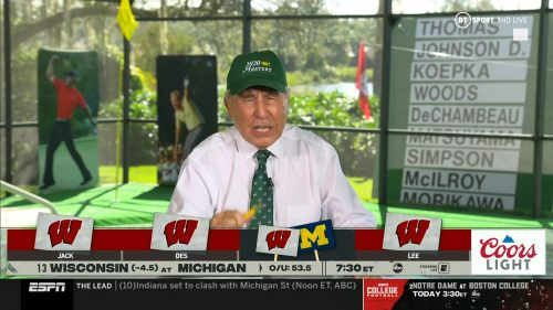 ESPN GameDay at The Masters 2020 (14)