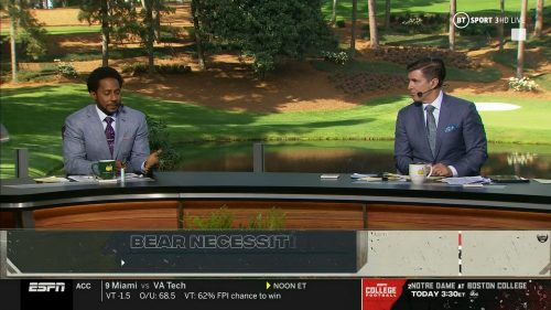 ESPN GameDay at The Masters 2020 (6)