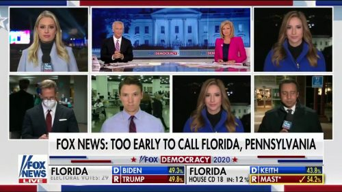 Fox News - US Election 2020 Coverage (11)
