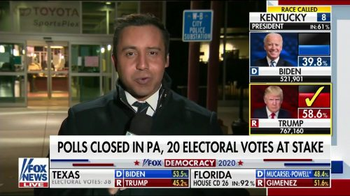Fox News - US Election 2020 Coverage (12)