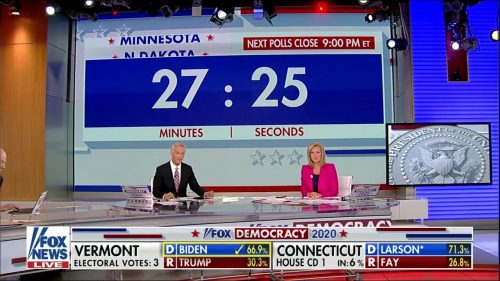 Fox News - US Election 2020 Coverage (26)