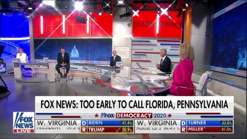 Fox News - US Election 2020 Coverage (9)