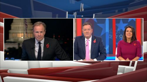 Good Morning Britain - US Election 2020 Coverage (1)