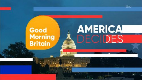 Good Morning Britain - US Election 2020 Coverage (21)